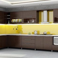 0 mau vang 247x247 - Kính cường lực ốp bếp hải long màu Vàng 8 ly
