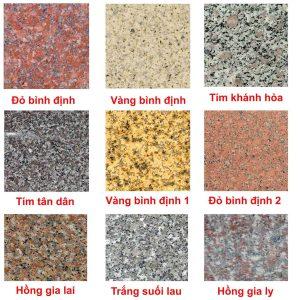 đá hoa cương
