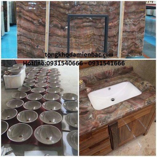 da-lavabo-hong-rosa