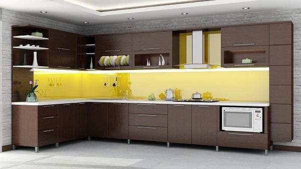 kinh op phong thuy 3 - Địa chỉ cung cấp, thi công kính màu ốp bếp giá rẻ tại Hà Nội