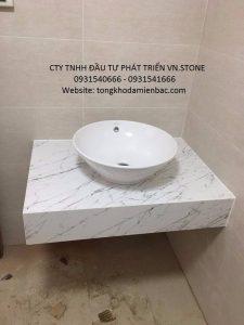 LAVABO5 225x300 - Đơn vị thi công , lắp đặt bàn đá lavabo đẹp nhất tại Hà Nội