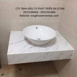 LAVABO5 247x247 - Đơn vị thi công , lắp đặt bàn đá lavabo đẹp nhất tại Hà Nội