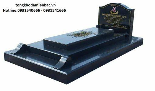 mo dep 1 510x301 - Mộ đá nguyên khối