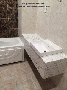 2019 18 225x300 - Đá lavabo trắng Ý nhân tạo nhập khẩu chính hãng giá rẻ