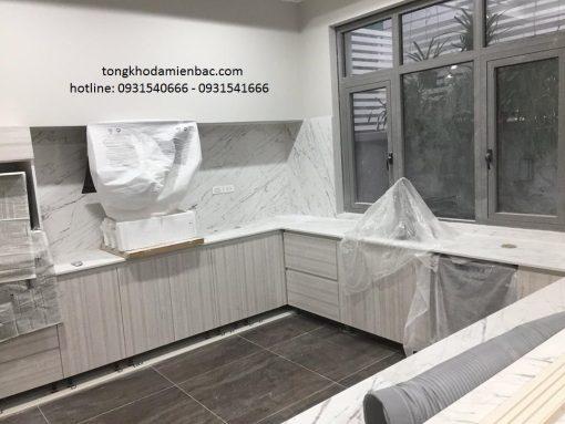 2019 5 510x383 - Đá Bếp - Quazt 80% thạch anh cao cấp NK Italia