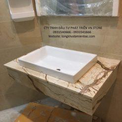 LAVABO2 247x247 - Đá lavabo vàng  catalia - Italia nhập khẩu chính hãng