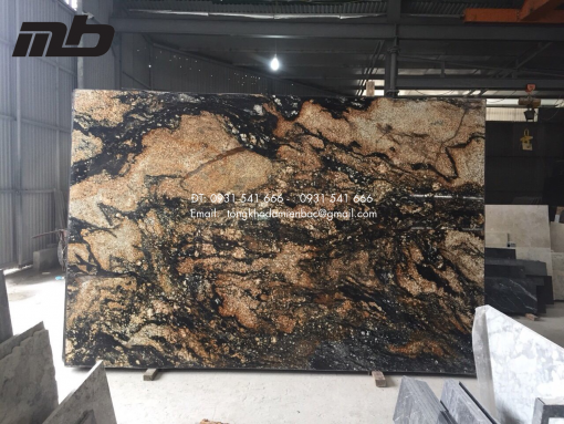da granite 3 3 510x383 - Đá tự nhiên Prada Gold Granite  nhập khẩu