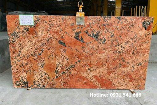 Da snow white granite nhap khau brazil 2 510x340 - Đá cầu thang Snow white Granite nhập khẩu Brazil