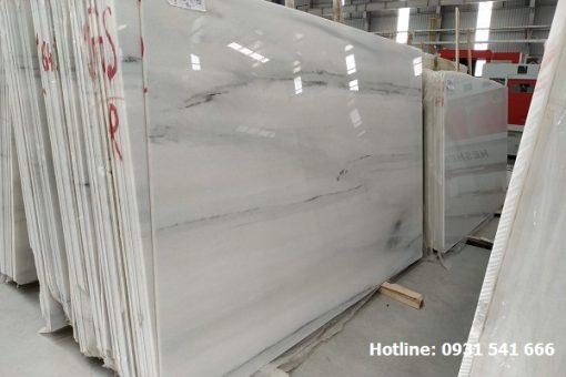 Da trang y tu nhien marble nhap khau italia 6 1 510x340 - Đá trắng ý tự nhiên marble nhập khẩu Italia