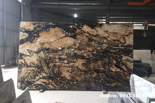 Da tu nhien Magma Gold granite nhap khau Branite 6 510x340 - Đá tự nhiên Magma Gold granite nhâp khẩu Brazil