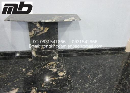 da op bep1 5 510x367 - Đá tự nhiên Prada Gold Granite nhập khẩu