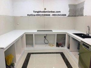 BAN BEP 300x225 - Giá đá bàn bếp