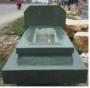 a 1 300x291 - mẫu mộ ốp đá granite đẹp