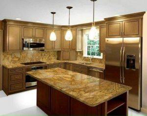 bep 1 300x237 - đá hoa cương ốp bàn bếp